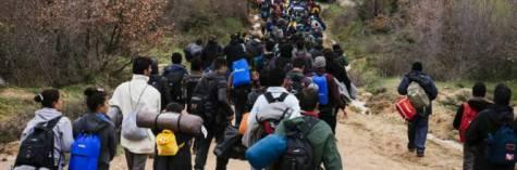 migranti verso itali
